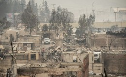 Chile logró reducir avance de incendios y va por reconstrucción