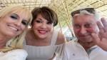 Yvonne Frayssinet y Marcelo Oxenford se casaron en íntima ceremonia - Noticias de lucia oxenford