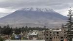 Arequipa: huaico descendió por las faldas del volcán Misti - Noticias de mariano melgar