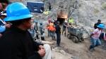 Ayacucho: minera se pronunció tras el fallecimiento de trabajadores en derrumbe - Noticias de javier chirinos