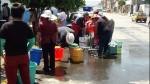 Arequipa: desabastecimiento de agua continuaría hasta el domingo 5 de febrero - Noticias de lluvia