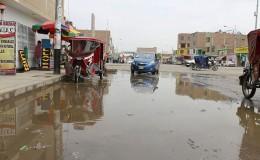 Chiclayo: autoridades enfrentadas mientras lluvias afectan a la población