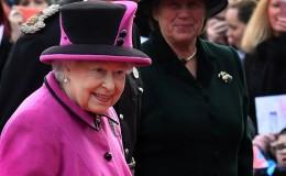 La reina Isabel II de Inglaterra cumple 65 años en el trono