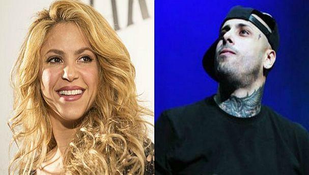 Shakira y Carlos Vives quieren el Billboard latino