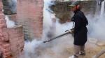 Minsa alerta de la presencia del mosquito del dengue en distritos de Lima - Noticias de jorge flores