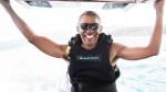 Barack Obama: así disfruta sus vacaciones tras ocho años de gobierno - Noticias de richard branson