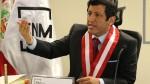 CNM respalda actuación de jueces y fiscales en el caso Odebrecht - Noticias de marcos castro