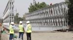 SJL: anclaron puente Bailey sobre el río Huaycoloro - Noticias de lima antigua