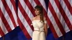 Melania Trump demandó a diario por 150 millones de dólares - Noticias de michelle obama