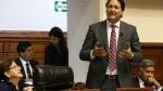 Comisión que investiga a Humala: preinforme estará listo la próxima semana - Noticias de daniel salaverry