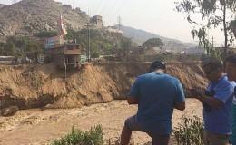 Río Rímac: MML informó que damnificados tienen espacio para ser reubicados