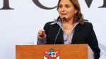 Ministra de Justicia negó persecución política en contra de Alejandro Toledo - Noticias de marisol rojas