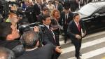 Embajada de Francia: solo compete a Interpol alerta roja contra Toledo - Noticias de marcos rojo