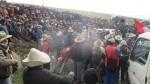 Apurímac: dictan estado de emergencia por protestas contra Las Bambas - Noticias de conflictos mineros
