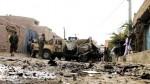 Afganistán: al menos seis personas mueren en nuevo atentado suicida - Noticias de coche bomba