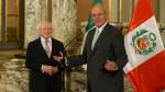 Perú e Irlanda estrechan sus lazos con nueva embajada en Dublín - Noticias de college lima