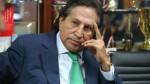 Congreso retiró beneficios a expresidente Alejandro Toledo - Noticias de richard manrique