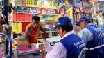 Mesa Redonda: decomisan útiles escolares sin registro sanitario - Noticias de jiron andahuaylas