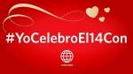 San Valentín: utiliza hoy nuestro hashtag y publicaremos tus fotos y saludos - Noticias de gina gisela tamayo espichan