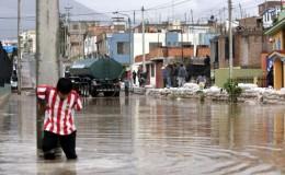 Cifra de damnificados por lluvias y huaicos se elevó a 43 mil 730
