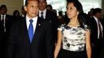 Ollanta y Nadine autorizaron a la Fiscalía la inspección de su domicilio - Noticias de julio espinoza