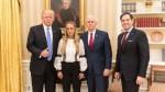 Donald Trump pide que liberen a Leopoldo López - Noticias de leopoldo lopez