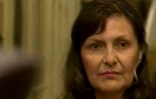 Ángela Valdez. militante aprista. Foto: Difusión