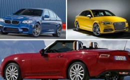 Cinco espectaculares autos que no serán tan inalcanzables este 2017