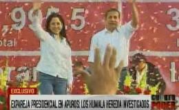 Humala y Heredia: las investigaciones que afrontan en fiscalía