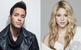 Shakira y Prince Royce lanzan nueva canción