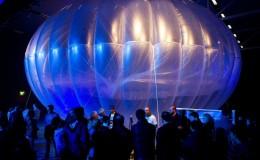Google utiliza globos aerostáticos para dar Internet a zonas rurales