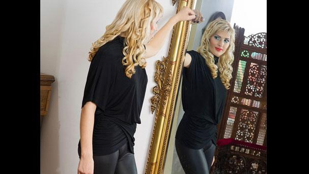 Por qu te ves diferente en el espejo del probador - Como se hacen los espejos ...
