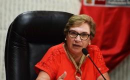 Ministra Romero Lozada: Toledo dice ser inocente, que venga y lo demuestre