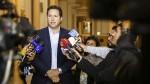 """Salaverry: Es una """"cortina de humo"""" la investigación a Kenji Fujimori - Noticias de daniel salaverry"""