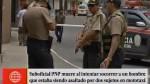 El Agustino: policía murió al frustrar un asalto...
