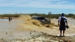 Piura: más de 2 mil pobladores de Lobitos quedaron aislados tras desbordes - Noticias de montero rosas