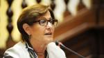 Susana Villarán declaró ante la fiscalía anticorrupción sobre Río Verde - Noticias de susana villar
