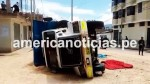 Cajamarca: tres personas mueren en un choque múltiple entre 8 vehículos - Noticias de alf inge hland