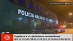 Migraciones: 19 colombianos fueron expulsados del ...