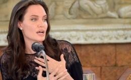 Angelina Jolie comió tarántulas y escorpiones junto a sus hijos