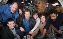 Star Wars: Disney inicia rodaje de la película sobre Han Solo