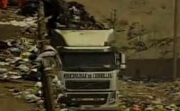 Chorrillos: playa La Chira es utilizada como depósito de basura