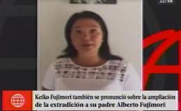Keiko: Reviven refritos contra el fujimorismo para tapar Odebrecht