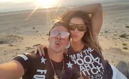 Mario Hart y Korina Rivadeneira se dedican románticos mensajes en redes sociales