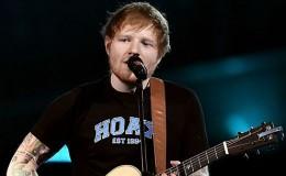 Ed Sheeran brilló en los Brit Awards 2017