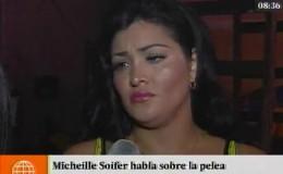 Michelle Soifer hizo esta aclaración tras fuertes acusaciones de Erick Sabater