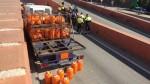 Barcelona: detienen a sujeto que conducía camión con gas butano a gran velocidad - Noticias de barcelona