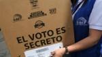 Ecuador: CNE confirma segunda vuelta electoral entre Moreno y Lasso - Noticias de mesas de sufragio