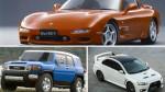 Diez autos descontinuados que te gustaría volver a ver - Noticias de fj cruiser
