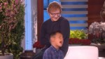 Ed Sheeran sorprendió así a pequeño fanático - Noticias de el gran show